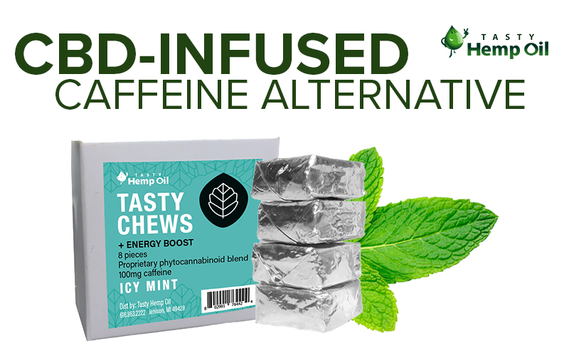CBD-Infused Caffeine Alternative